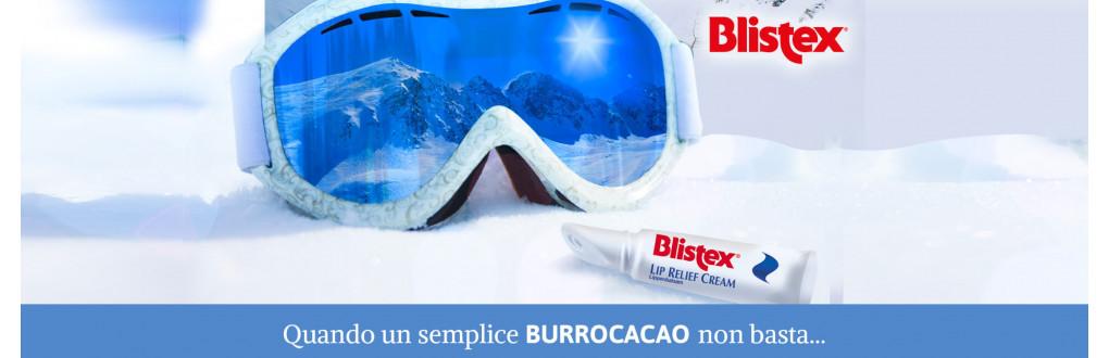 Quando un burrocacao non basta...Blistex Protezione Labbra