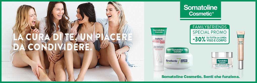 Somatoline Family & Friends -30%