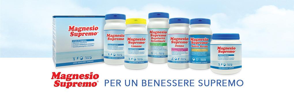 NATURAL POINT Magnesio Supremo